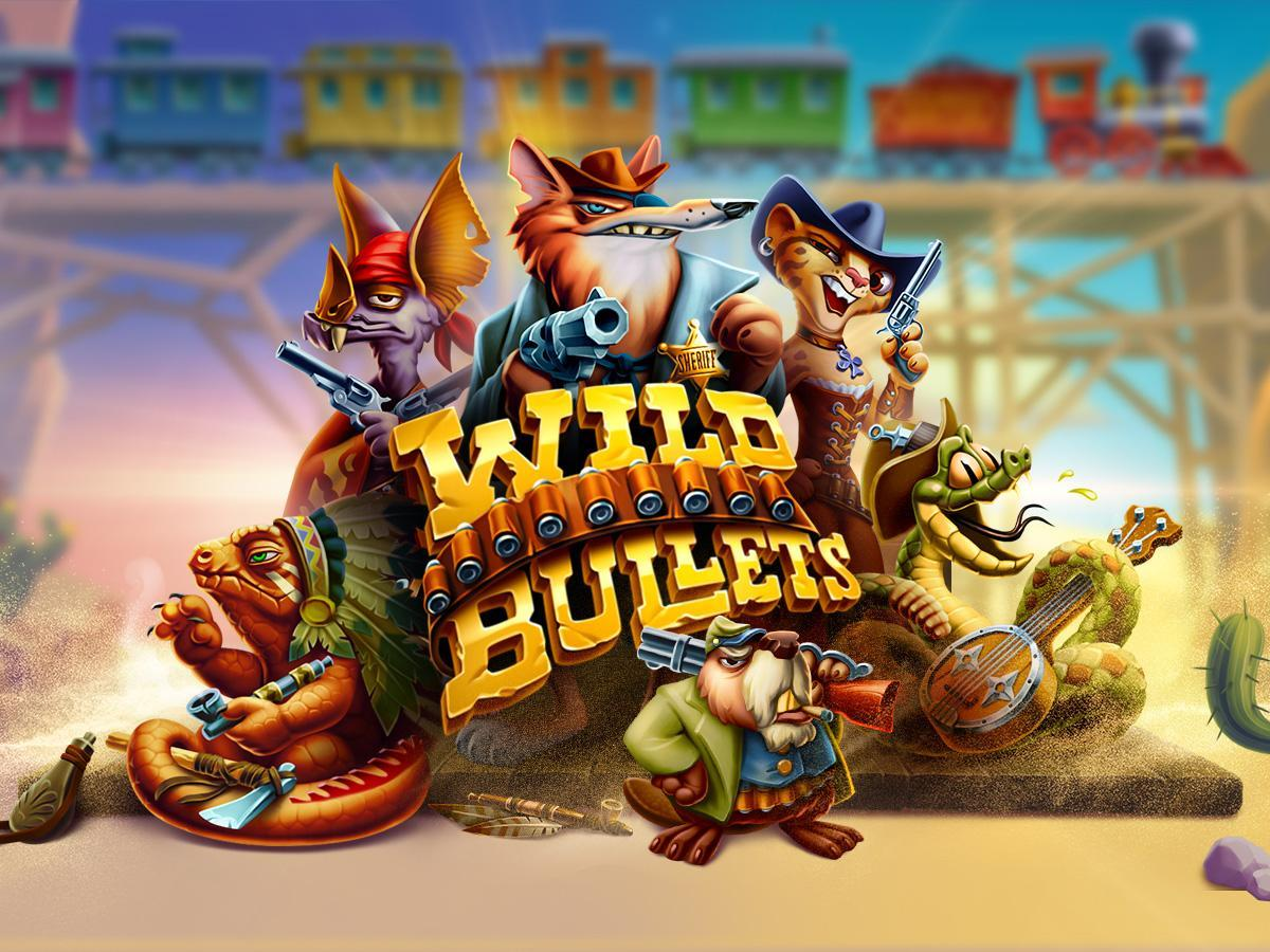 Evoplay Entertainment Release New Title Wild Bullets