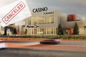 Plans For East Windsor Casino Dropped By Mohegan and Mashantucket Pequot tribes