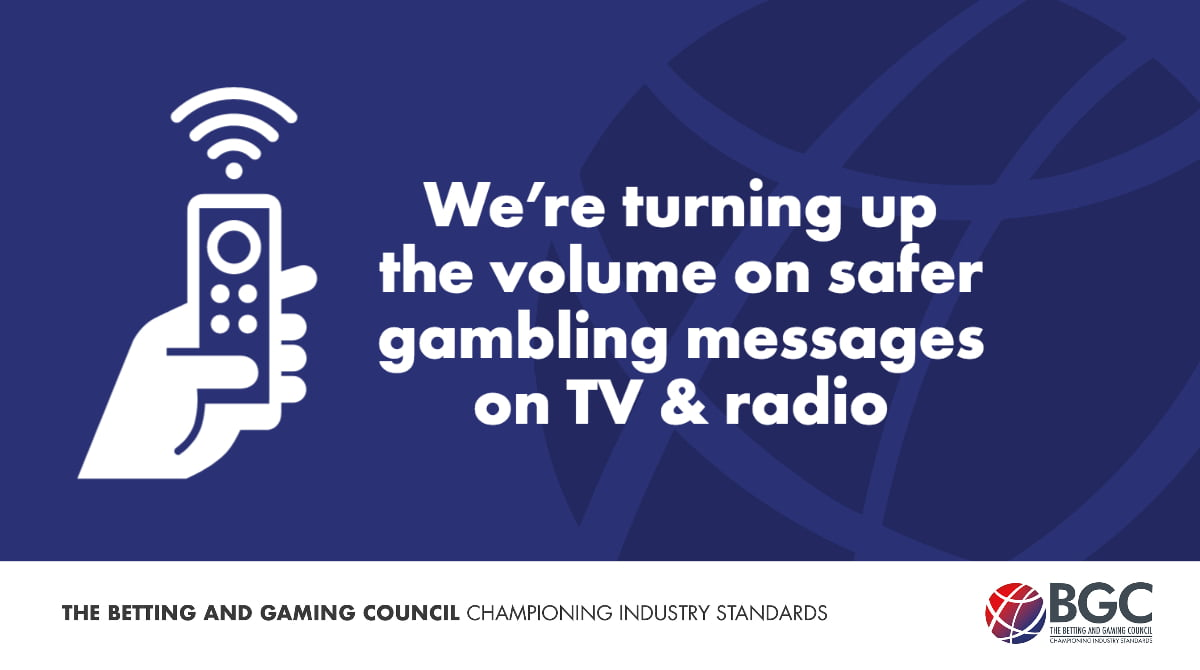 BGC Praise Report Of Increase In Safer Gambling Messages