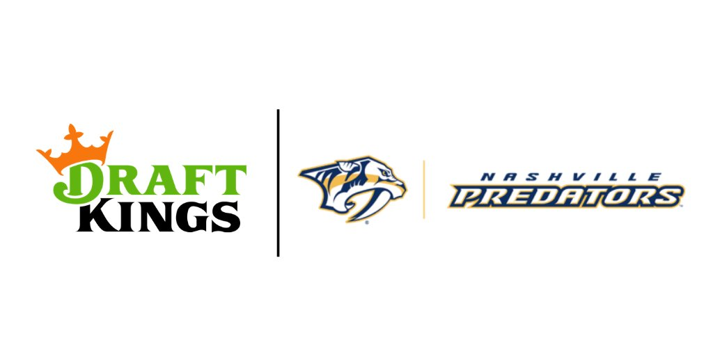 Draftkings Confirm Multi-Year Contract With Nashville Predators