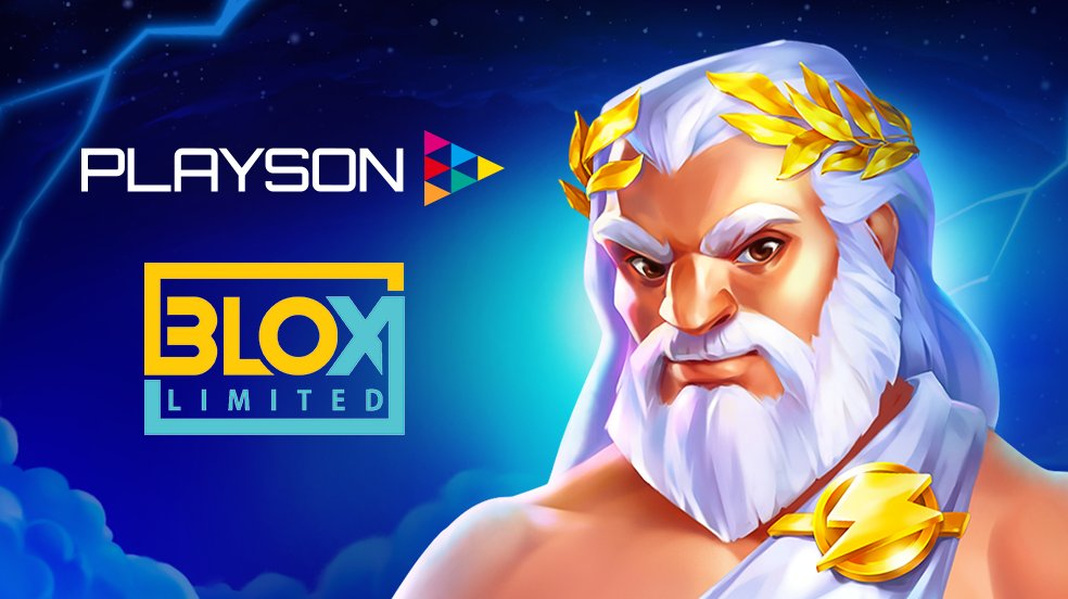 Playson Signs Partnership With Italian Based Blox