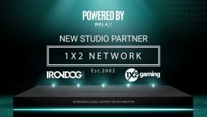 Relax Gaming Add 1X2 Network To Powered By Partnership