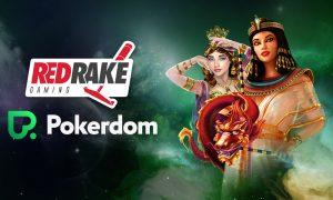 Red Rake Gaming Extends European Reach Through Pokerdom
