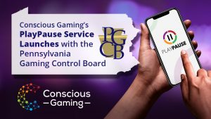 Pennsylvania Implements Conscious Gaming's PlayPause Took