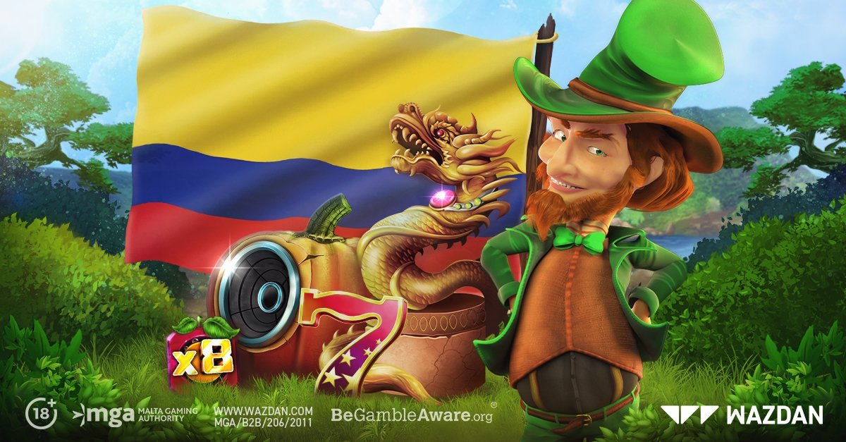 Wazdan Adds Colombia To Certified Jursdictions
