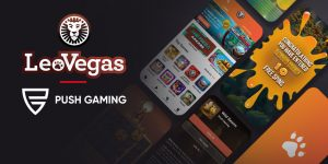 Push Gaming Signs LeoVegas Content Agreement