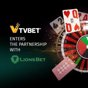 TVBET Broadens African Presence With LionsBet Deal