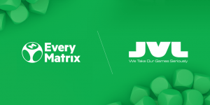 EveryMatrix Signs Remote Gaming Server Contract With JVL