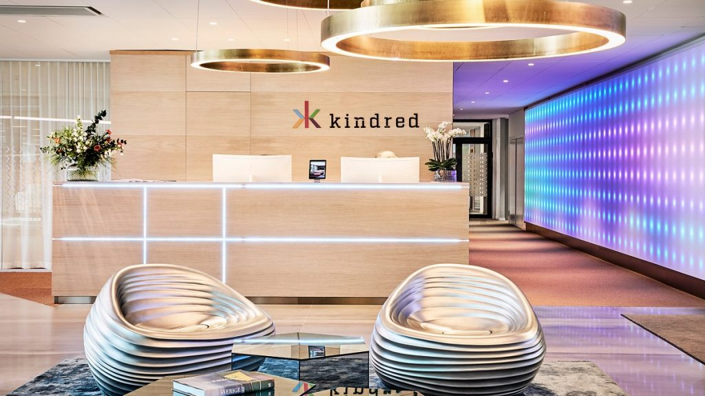 Kindred Group's Founder Anders Ström Won't Seek Re-Election