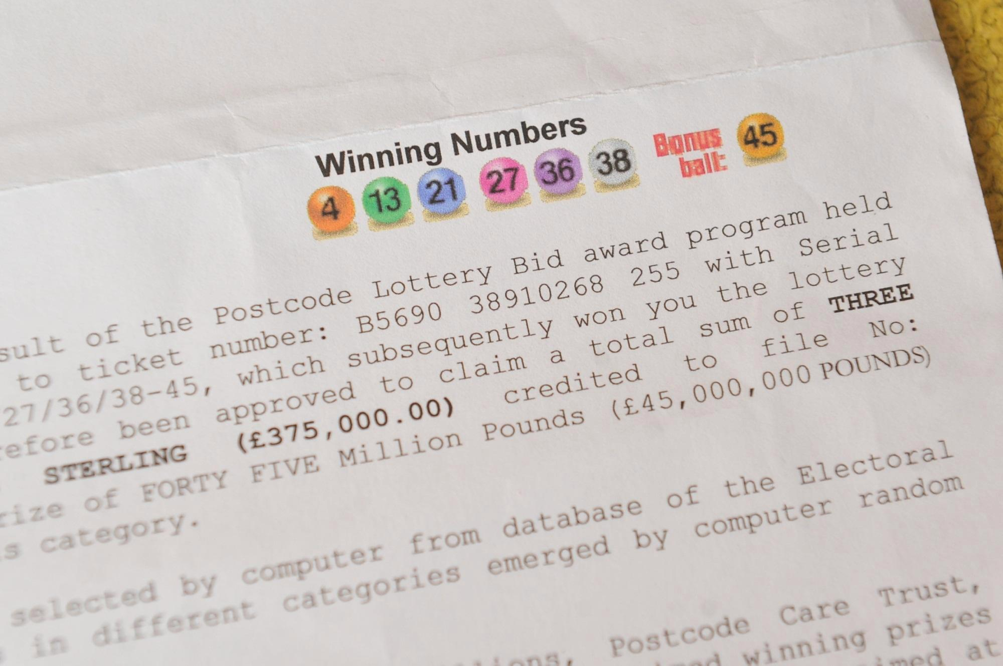 UKGC Issue Warning Over Lottery Scams This Festive Season
