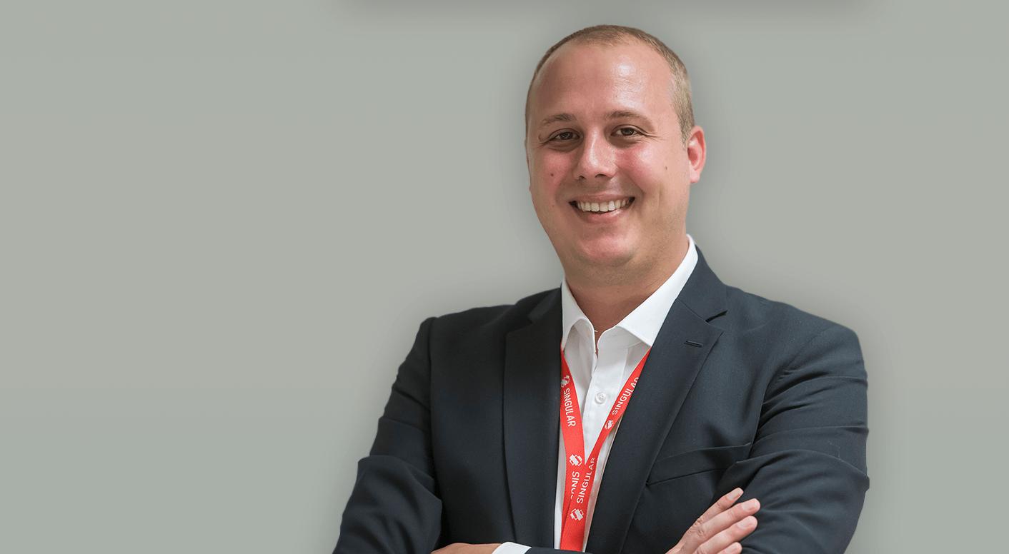 Singular Strengthens Team Adding Phillip Pistauer As Head of Account Management