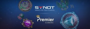 Synot Games Continues Busy Period With Premier Gaming Partnership