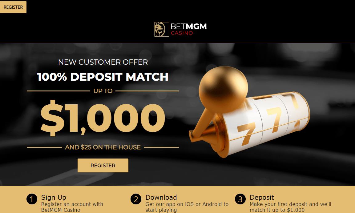 BetMGM Launch Online Casino Offering In Pennsylvania