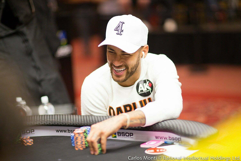 Neymar Jr Re-Joins PokerStars In 'Exciting New Partnership'