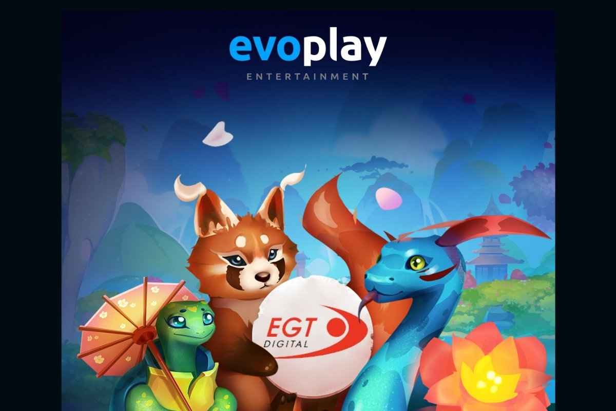 Evolplay Continues Global Push With EGT Digital Link-Up