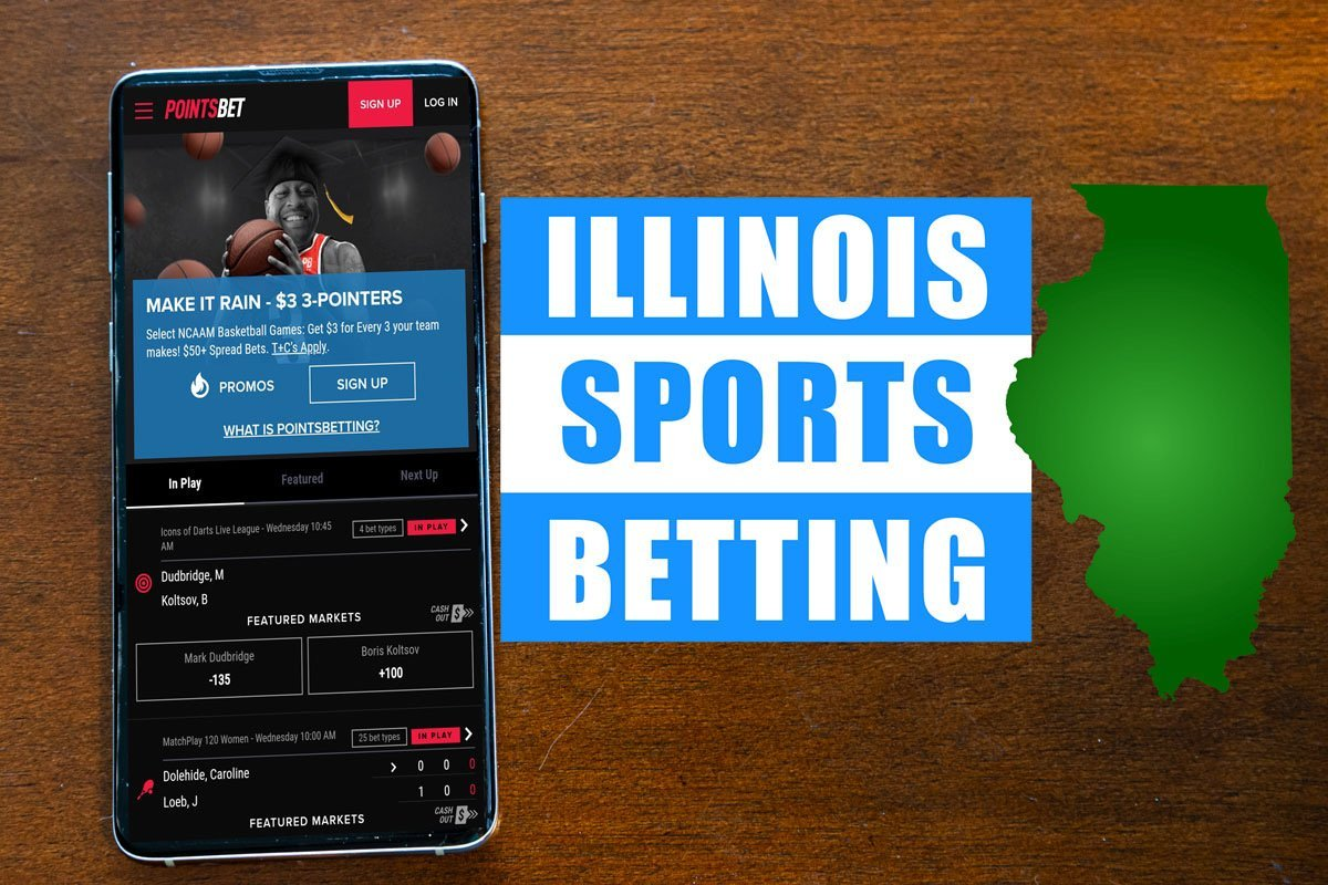 Remote Registration of Illinois Sports Betting Extended Again