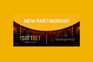 Spadegaming Partners Up With iSoftbet GAP Network