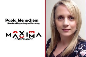 Maxima Compliance Name New Regulatory Director