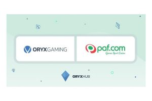 Oryx Gaming Teams Up With Finnish Gaming Firm Paf