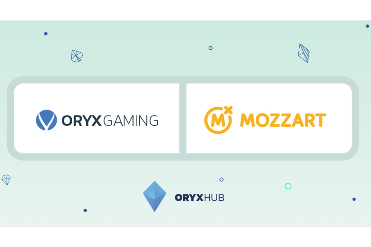 Oryx Gaming Rolls Out Latest Global Expansion Through Mozzart Bet