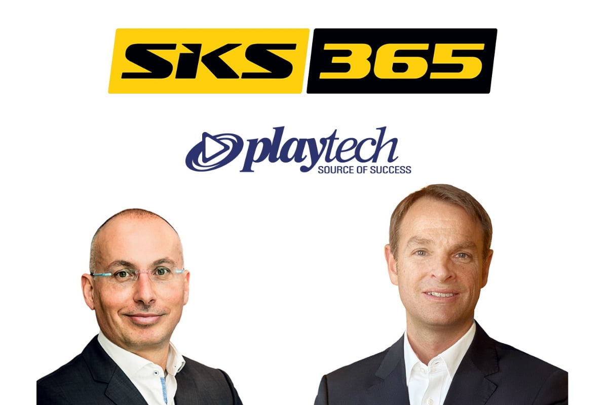 SKS365 Hails 'Major Partnership' With Playtech