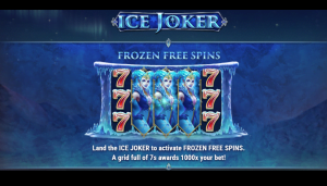 Play'n GO Release Their 47th Game Ice Joker Slot