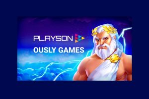 Playson Signs Agreement To Launch Content Via Ously Games