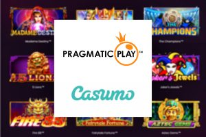 Pragmatic Play Takes Casumo Partnership Further
