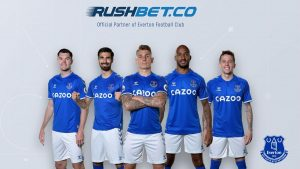 Everton FC Obtains First Colombian Link Via Rush Street