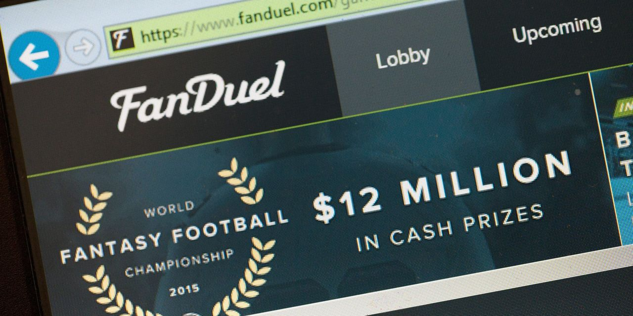 Flutter Ent To Take 95% Of FanDuel stake After $4.18bn Fastball Deal