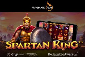 Pragmatic Play Release Ancient Greece Game Spartan King