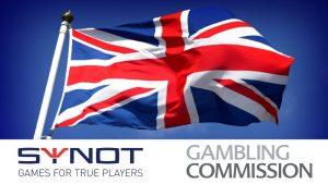 Synot Games' Huge Step Securing UKGC License