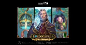 Play'n GO Release Lord Merlin & Lady Of The Lake