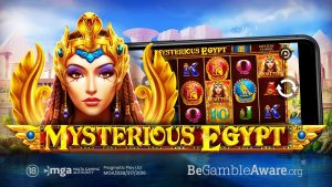 Pragmatic Play Launch Mysterious Egypt