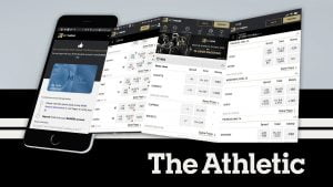 The Athletic Names BetMGM As Exclusive US Sports Betting Partner