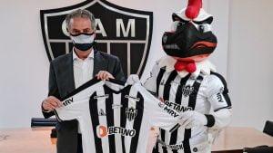 Betano Named As Atlético Mineiro Main Sponsor