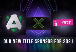 VBet Signs First eSports Title Sponsorship Deal With Alliance