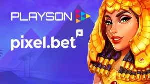 Playson Secures Content Agreement With Pixel.bet