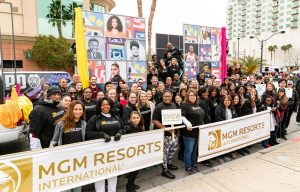 MGM Resorts To Be Presenting Sponsor of Dr. Martin Luther King, Jr. Parade
