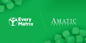 EveryMatrix Inks CasinoEngine Agreement With AMATIC