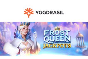 Yggdrasil Launch Frost Queen Jackpots