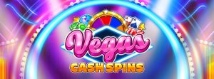 Inspired Entertainment Release Vegas Cash Spins™
