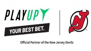 PlayUp To Become New Jersey Devils' Presenting Partner