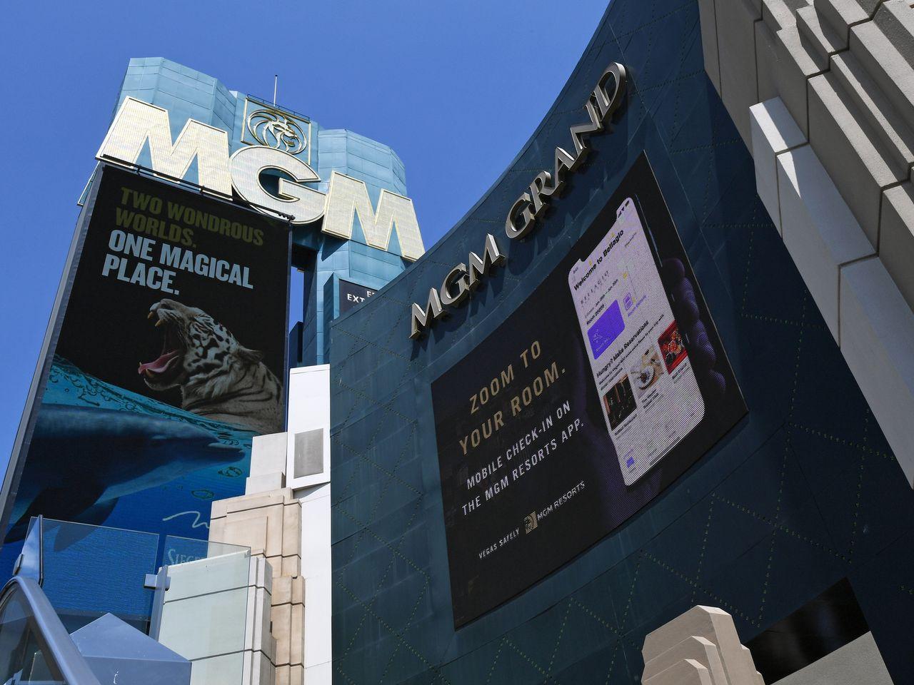 MGM Resorts Confirm Jonathan Halkyard's Appointment