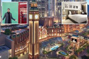 Sands China's Londoner Macau Set To Open February 8