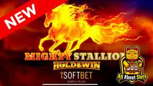 iSoftBet Adds Mighty Stallion Hold And Win Experience
