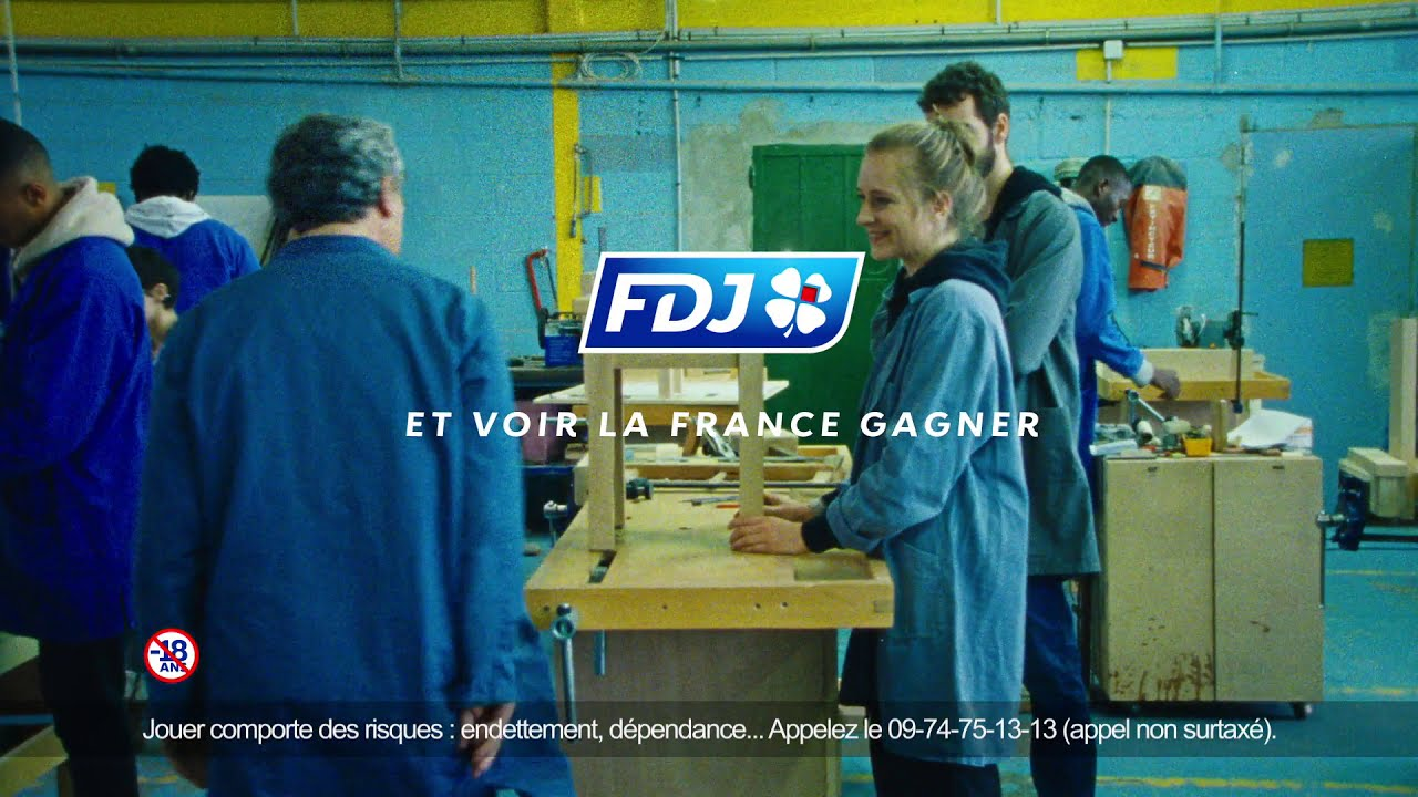 Groupe FDJ Launch COVID Recovery Marketing Campaign