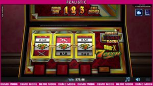 Realistic Games Adds BAR-X™ 7EVEN To Electrocoin Offering
