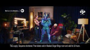 Pragmatic Boosts Portfolio With Masked Singer Bingo Games
