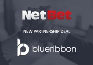 NetBet Enters Partnership With BlueRibbon